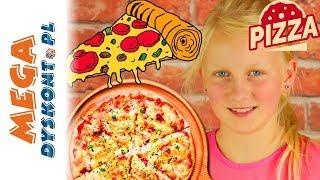 Barbie & Play Doh • Pizza Challenge z Pizzerią Barbie!!! • gry i kreatywne zabawy