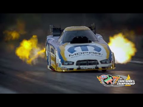 NHRA in Super SLO MO is awesome!