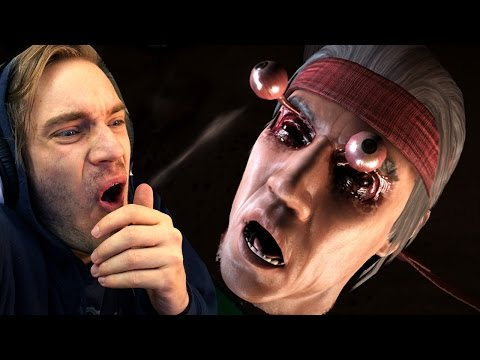 Thumbnail: BEST. FATALITY. EVER. - Mortal Kombat X (All Fatalities) | PewDiePie