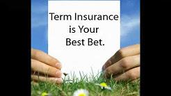 Life Insurance 101: Term Life Insurance vs Whole Life Insurance (Part 1)
