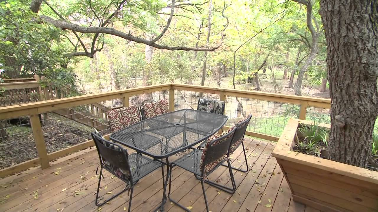 home park casual gallery cottages wimberley texas pin model