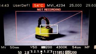 Как настроить Magic Lantern для съемки видео(Канал Звуков: https://youtube.com/channel/UCn4LANe34gMxR3UNojKEaLw Видео урок по подключению наушников: ..., 2016-08-21T15:35:47.000Z)