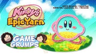 Game Grumps Kirby's Epic Yarn Best Moments Part 1