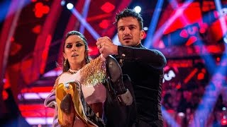 Peter Andre & Janette Manrara Tango to