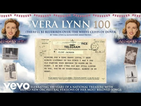 (There'll Be Bluebirds Over) The White Cliffs of Dover (Telegrams Video)