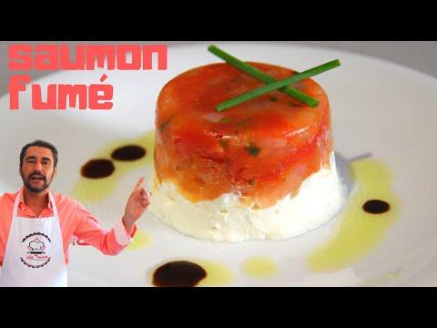 recette-facile-:-saumon-fumé