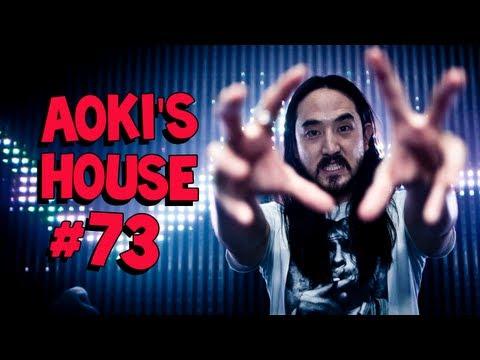 Aoki's House on Electric Area #73 - Yolanda Be Cool, Felix Cartal & Clockwork, Dirtyphonics
