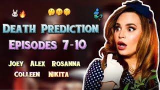 🧟♂️ DEATH PREDICTION on Episodes 7-10   Escape The Night Season 4