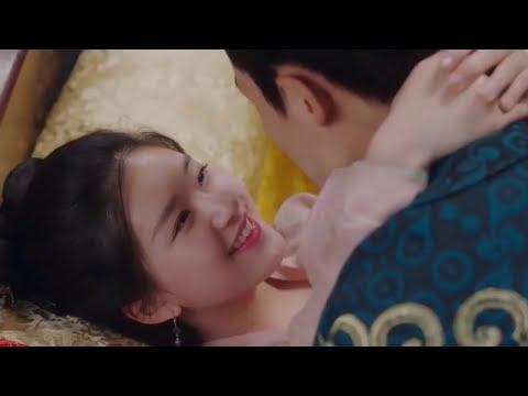 灰姑娘做梦梦到自己的帅哥爱豆,直接抱紧强吻 💖 Chinese Television Dramas 💖 赵露思 💖 肖战