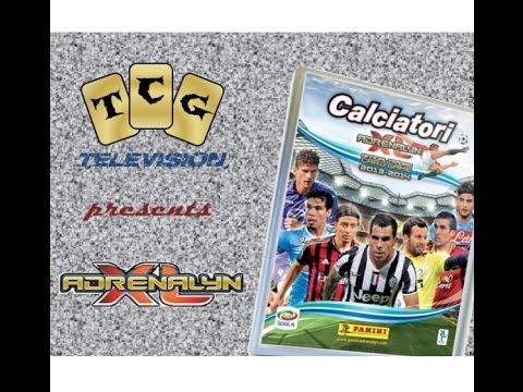 Apertura Mega StarterPack Adrenalyn XL Serie A 2013-14