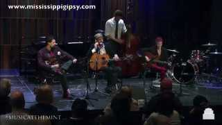 The Russell Welch Hot Quartet (Full Concert) at The Old US Mint