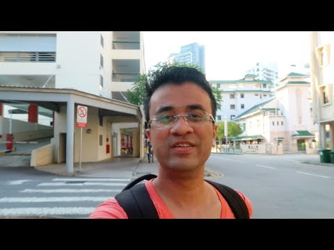 SINGAPORE: Taxi or MRT - Singapore Tourist Pass vs EZ Link card Review - In Hindi