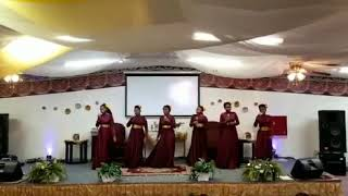 Angels of Praise singing Love Theory