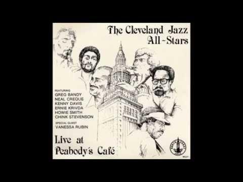 "Cleveland Jazz All-Stars ""Live At Peabody's Café"" 1982 FULL ALBUM Vanessa Rubin"
