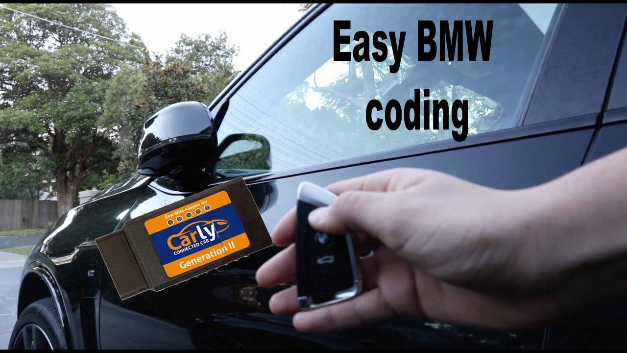 Bmw coding youtube