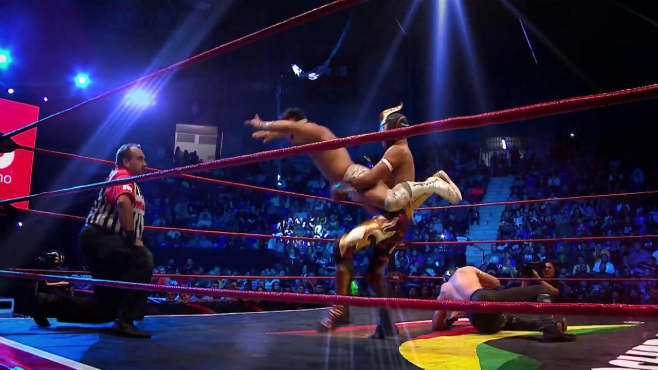 lucha libre en vivo - 1280×720