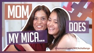 Gambar cover #POJOKSTREAM - MY MOM DOES MY MICA CHALLENGE