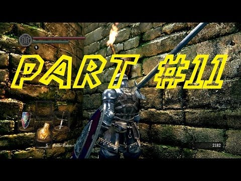 Let's Play Dark Souls Together - [German HD] #011 - Zurück in das Asyl der Untoten