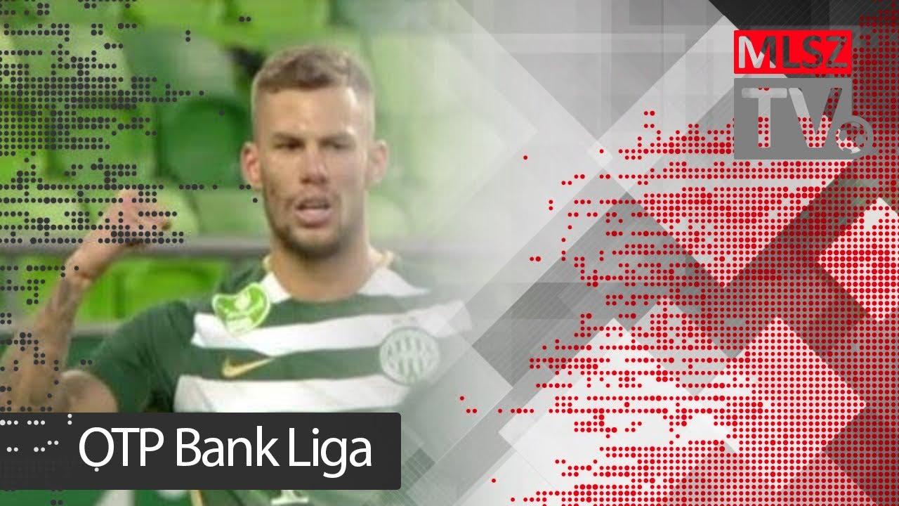 Ferencvárosi TC - Balmaz Kamilla Gyógyfürdő | 5-0 | OTP Bank Liga | 22. forduló | 2017/2018 | MLSZTV