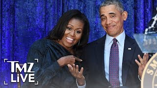 The Obamas Are Heading To Netflix | TMZ Live