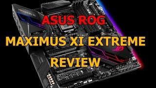 Asus Rog Maximus Xi Extreme Review - Nnvewga