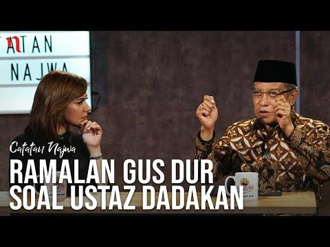 Catatan Najwa bersama Said Aqil: Ramalan Gus Dur Soal Ustaz Dadakan (Part 3)   Catatan Najwa
