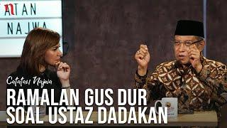 Catatan Najwa bersama Said Aqil Ramalan Gus Dur Soal Ustaz Dadakan Catatan Najwa