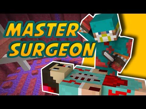 Dansk Minecraft :: MESTER KIRURGEN VERCINGER!