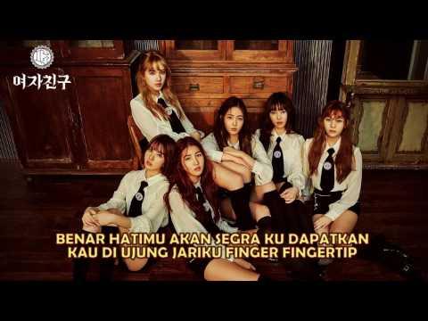 249. Gfriend - Fingertip (Versi Bahasa Indonesia by Bmen)