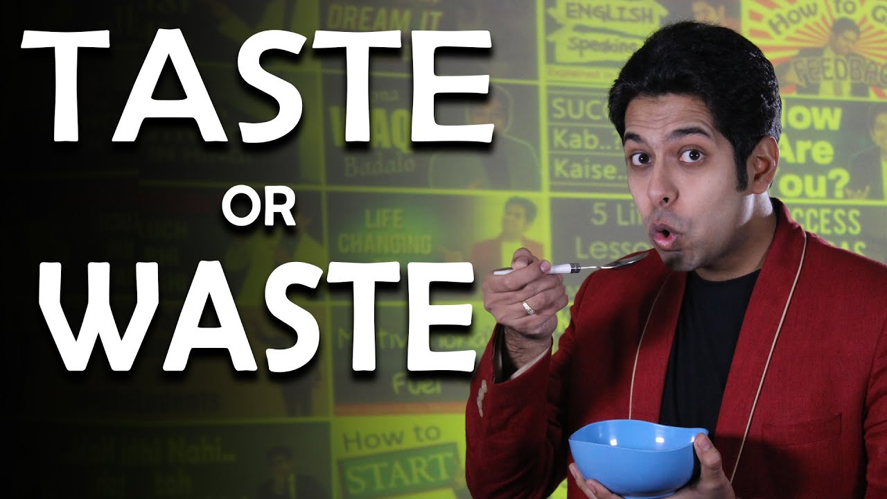 Did you Taste the Life? : (Short Video in Hindi)