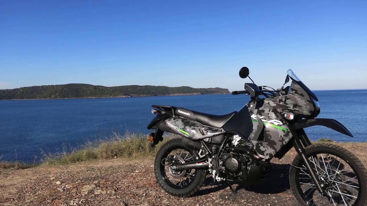 Review: 2016 Kawasaki KLR650 - Bike Review