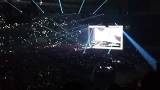 Adele - Skyfall LIVE 2016 Stockholm - Tele2 Arena