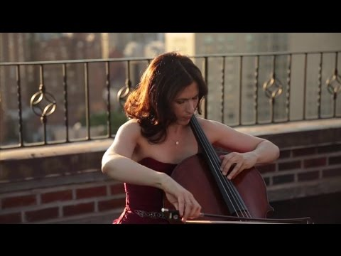 Inbal Segev performs Bach's Cello Suite No. 6 in D major: Allemande