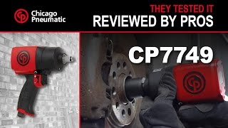 CP7749 Impact Wrench Demonstration