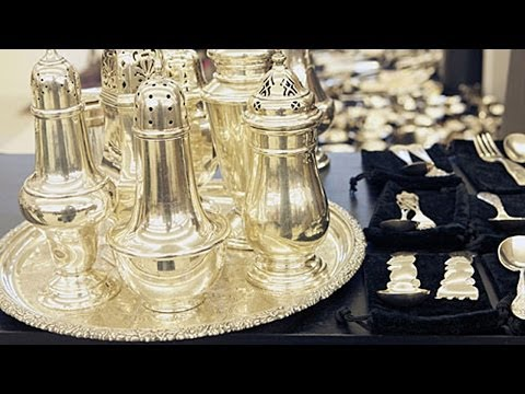 Antiques Roadshow | How to Shop & Care for Antique Silver