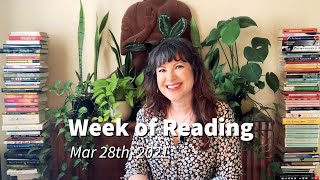 Week of Reading | Mar 28th, 2021