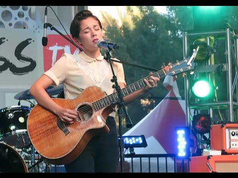 Kina Grannis   VidCon 2015   Acoustic set   June 22nd 2015