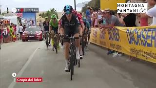 Froomey Smashing at Cumbre Del Sol - #LV2017 Stage 09