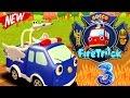 Gocco Fire Truck 3  - Game Cartoon for Children | FIRE TRUCK FOR KIDS - Videos for Kids