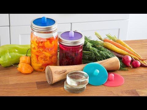Masontops | Mason Jar Fermentation
