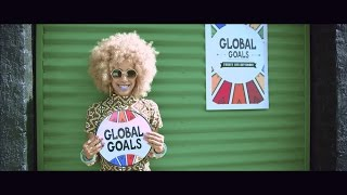 TELL EVERYBODY - THE GLOBAL GOALS CAMPAIGN