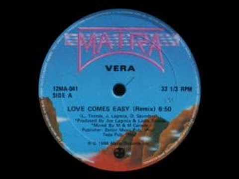 Vera - Love Comes Easy mp3 ke stažení