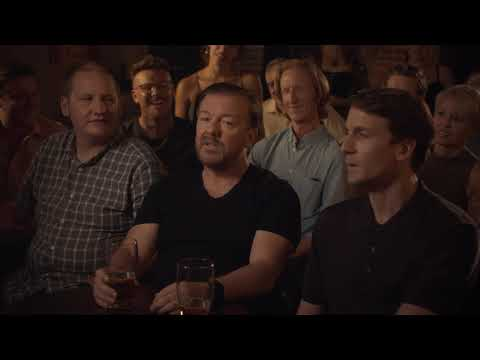 Comedian Fail - Netflix After Life Moments