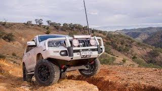 ARB has completely redesigned the Summit bull bar for the Toyota Pr...