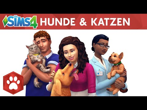 Die Sims 4: Hunde & Katzen Youtube Video