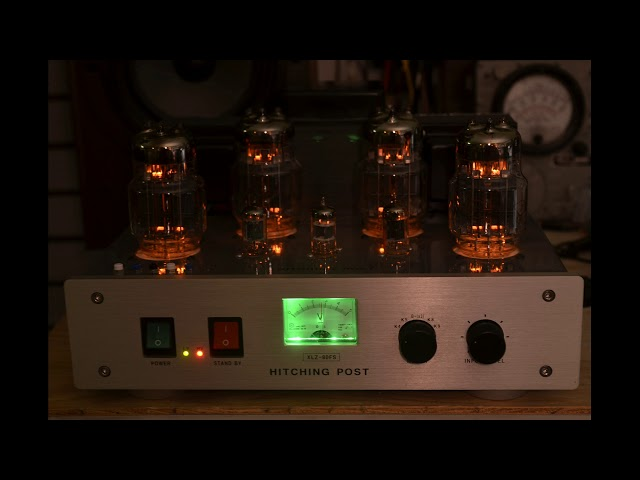 audio lecture 50, low Rp twin triode 6C33C B, for high power PP or SE tube  amplifier
