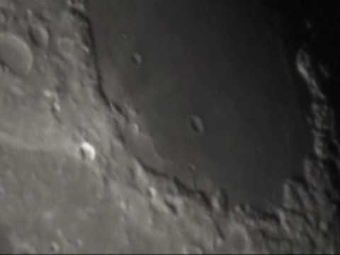 Mare Crisium through C5 telescope