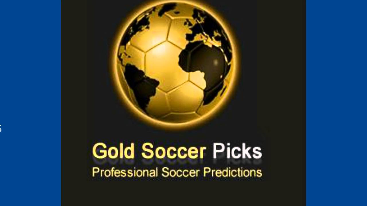 Best Prediction Site For Soccer - Goldsoccerpicks com