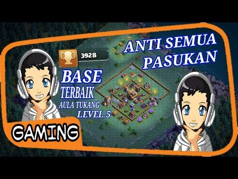 Base Aula Tukang Th 5 Anti Bintang 10