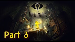 Little Nightmares (Part 3) | LIVE STREAM